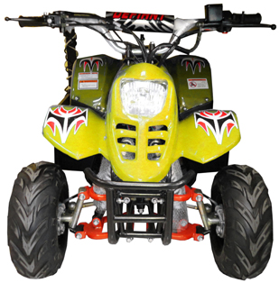 Fourtrack 110 S Yellow
