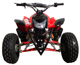 Fourtrack 125 Sport Red