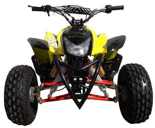 Fourtrack 125 Sport Yellow